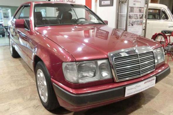 Auto Mercedes Benz 300 CE W124