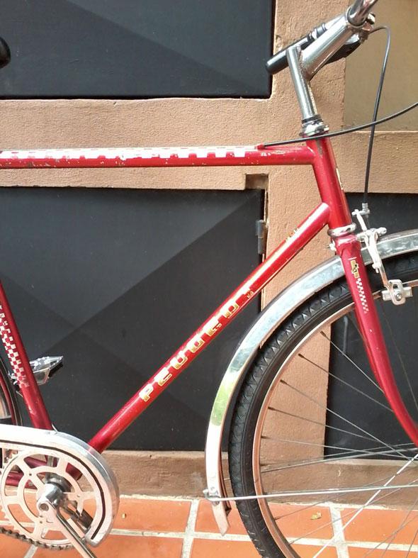 Bike 103 Peugeot