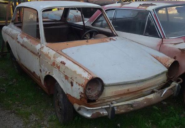 Car Fiat Coupé