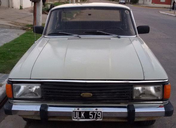 Auto Ford Falcon 3.0l Deluxe