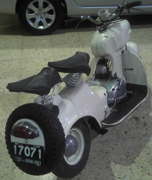 Motorcycle Rumi Formichino