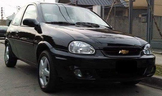 Auto Chevrolet 2011