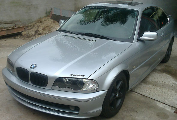 Car BMW 328 CI