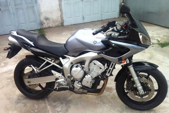 Car Yamaha FZ6 Sport
