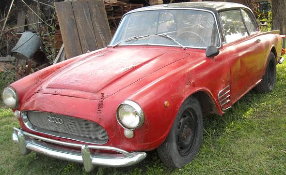 Auto DKW Fisore