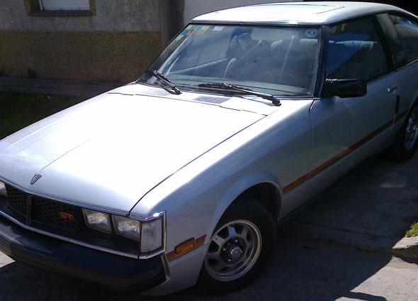 Car Toyota Célica 1981