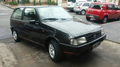 Fiat Uno Turbo IE Italiano