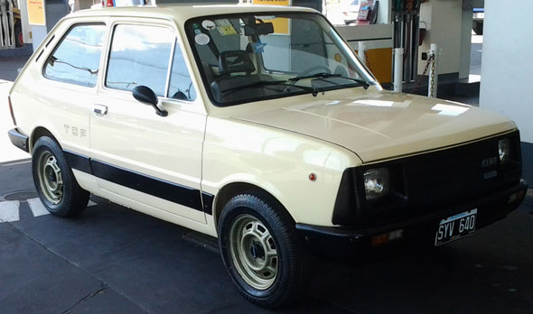 Car Fiat 133 Top Iava