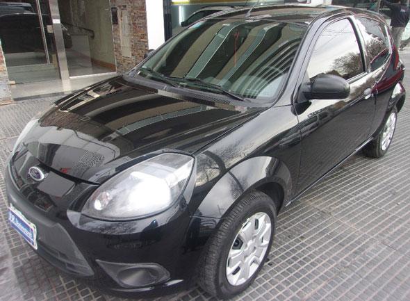Auto Ford Ka