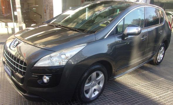 Car Peugeot 3008