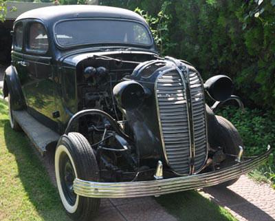 Car Desoto 1938