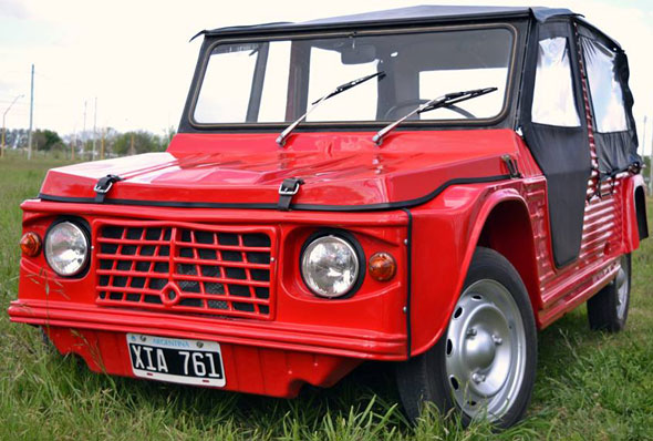 Car Citroen Mehari