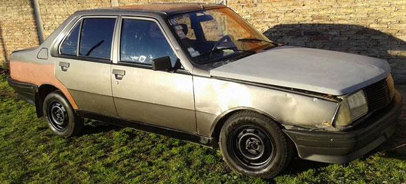 Car Renault 18 TS Sed�n