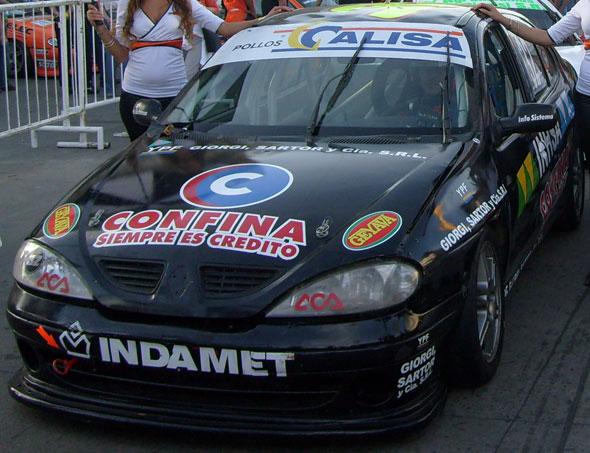 Car Renault Megane