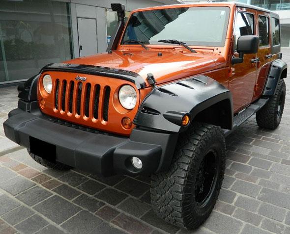 Auto Jeep Wrangler