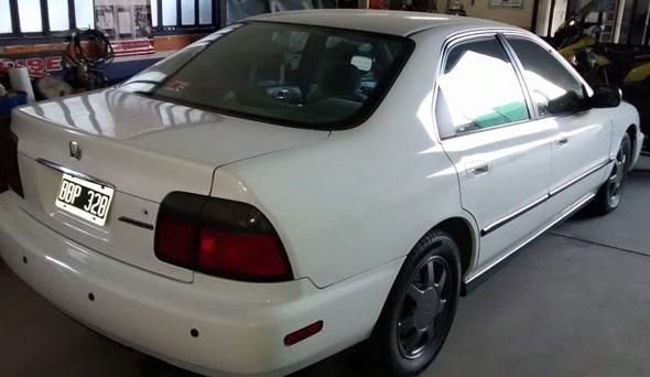 Car Honda Accord V6