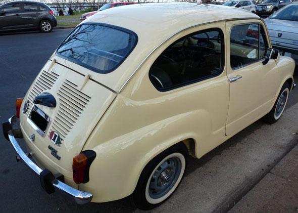 Auto Fiat 1981