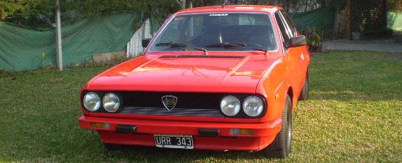 Auto Lancia HPE 2000