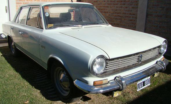Car Renault Torino L300
