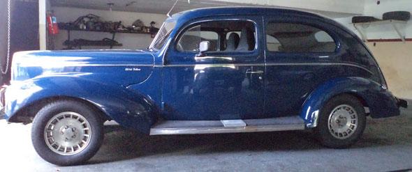 Auto Ford 1940