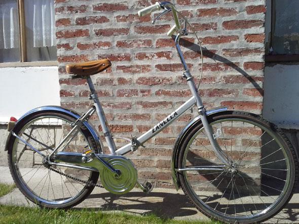 Bicicleta Bianchi Plegable Rodado 24