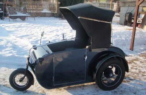 Moto Kocarek Super