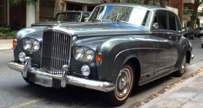 Car Bentley S3 1963