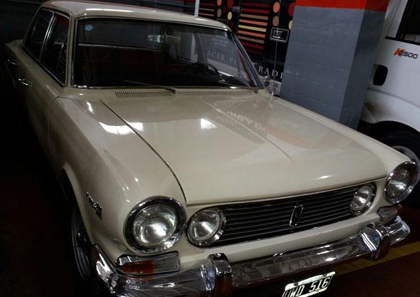 Auto IKA Torino 300