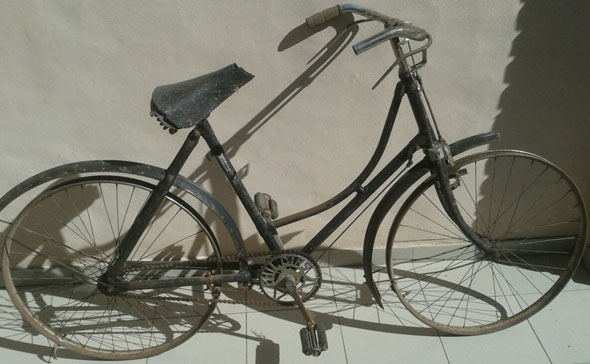 Bike 1950 Phillips