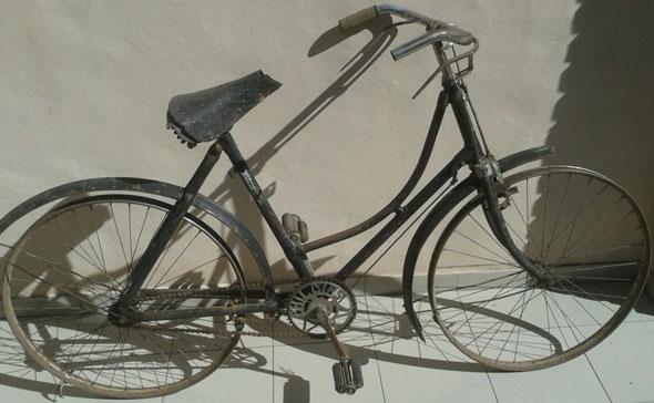Bicicleta Phillips 1950