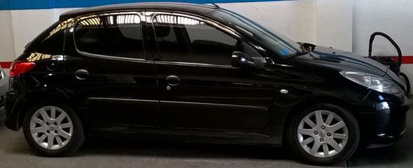 Auto Peugeot 207 Compact