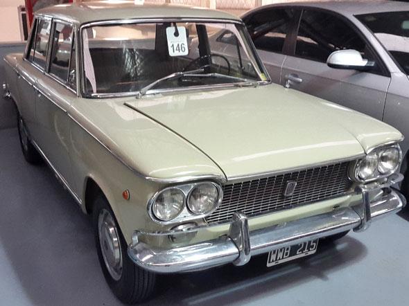 Auto Fiat 1500 Largo