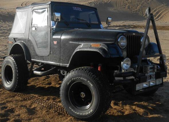 Car Jeep Aventura