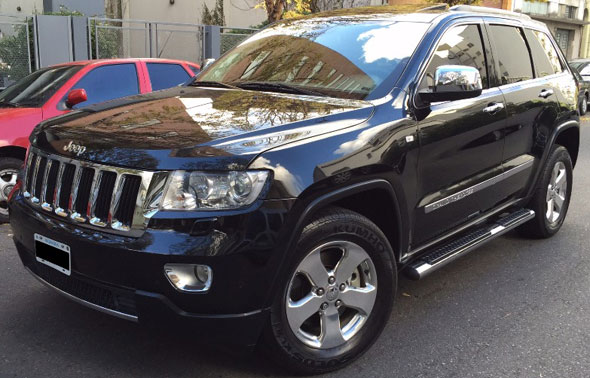 Car Jeep Grand Cherokee