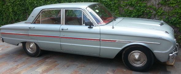 Auto Ford Falcon De Lujo 1969