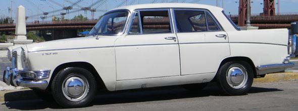 Auto Siam Di Tella 1965