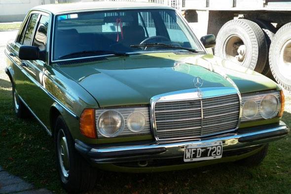 Car Mercedes Benz C200
