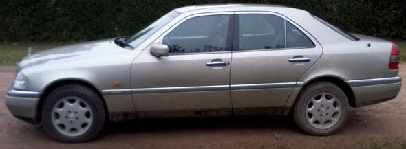Car Mercedes Benz C280