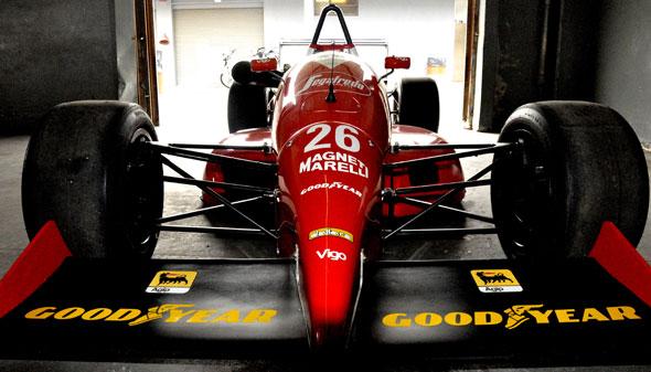 Auto Dallara F390