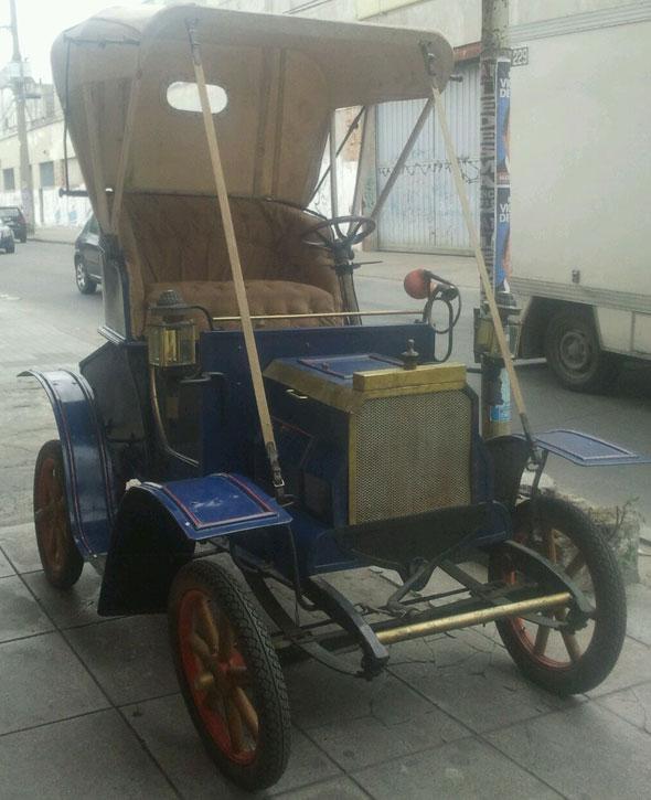 Auto Peugeot 1903 Réplica