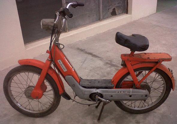 Motorcycle Piaggio Ciao