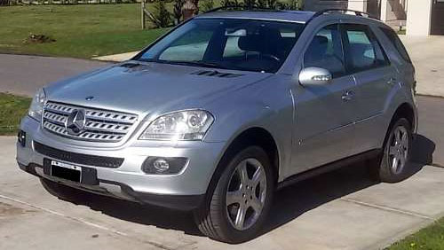 Car Mercedes Benz ML 350 Sport