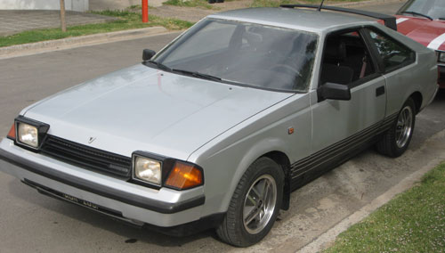 Car Toyota Célica