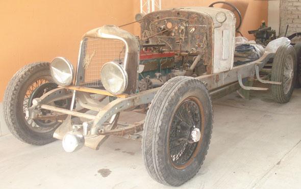 Auto Chrysler 1929