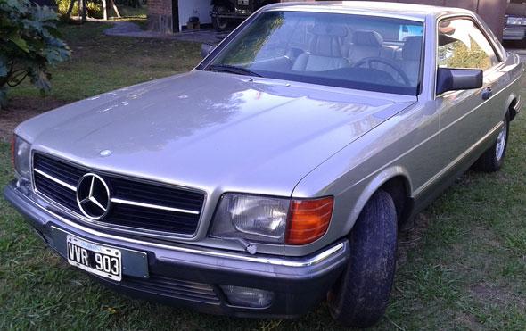 Car mercedes benz coup 500 sec for Mercedes benz 30000