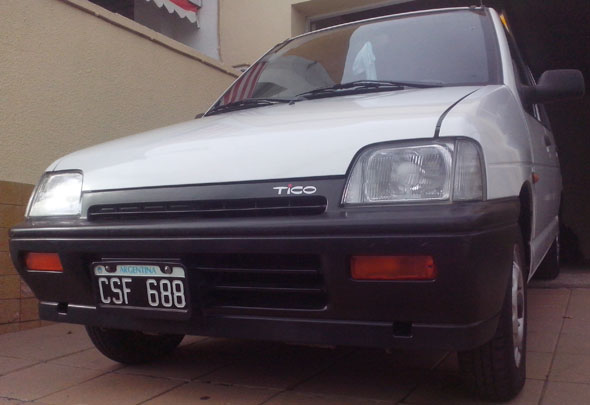 Auto Daewoo Tico