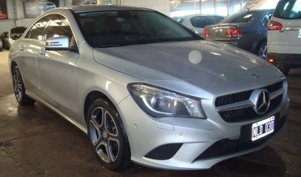 Auto Mercedes Benz CLA