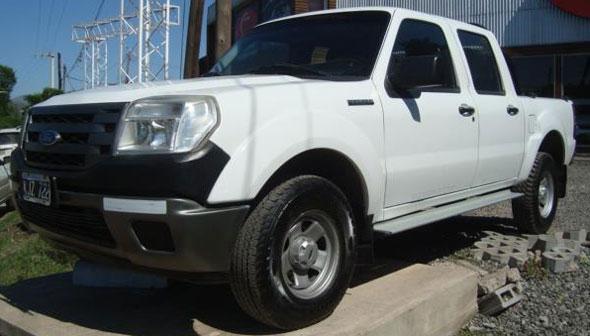 Auto Ford Ranger