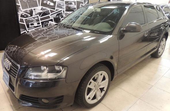 Car Audi A3 Sportback