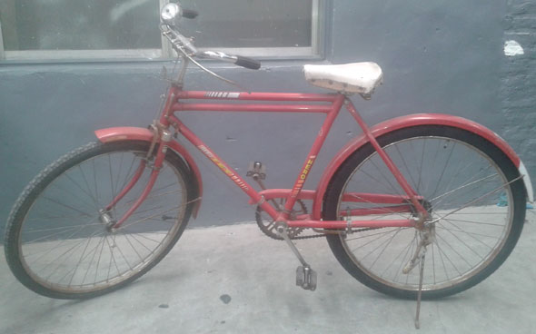Bicicleta Hero Tipo Inglesa